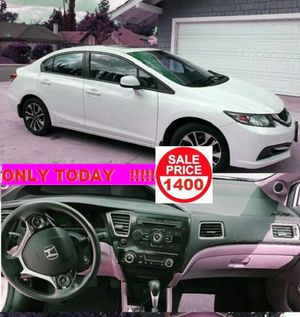 2013 Honda Civic Price$1400 for Sale in Buda, TX