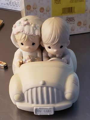 Precious Moments - Wish You Roads of Happiness for Sale in Hammonton, NJ