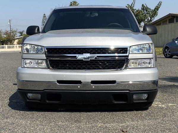Silverado HD front