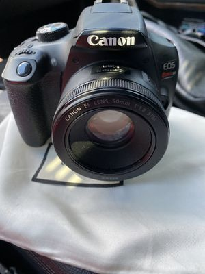 EOS rebel t6 cannon for Sale in Lockhart, FL