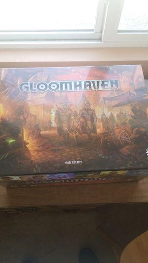 Gloomhaven board game 80 OBO for Sale in Menifee, CA