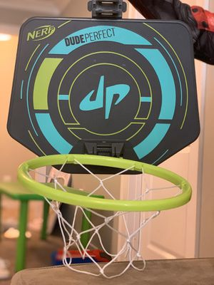 Dude Perfect / Nerf brand basketball goal for Sale in Franklin, TN