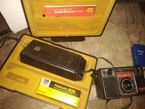 Vintage cameras for Sale in Quincy, IL