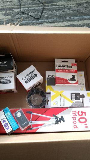 Camera accessories for Sale in Detroit, MI