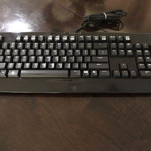 Razer Blackwidow Keyboard for Sale in Covina, CA