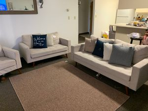 3 piece couch set. for Sale in Tulare, CA