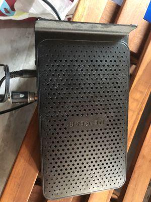 Netgear modem router for Sale in Newington, CT