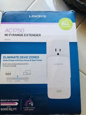 Linksys wi-fi range extender for Sale in Hesperia, CA