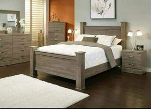 4pcs bed set 3X SA for Sale in Ontario, CA