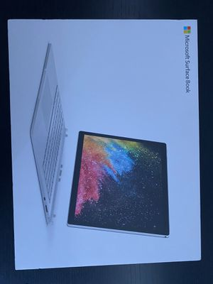 Microsoft Surface Book 2 for Sale in Harper Woods, MI