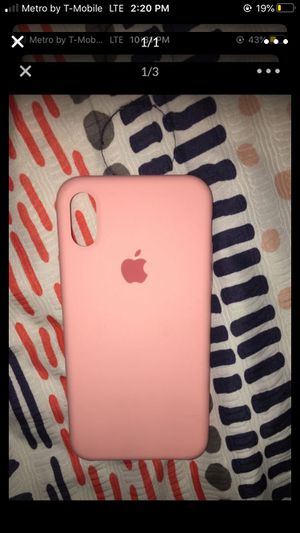 Apple case iPhone X for Sale in Los Angeles, CA