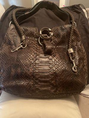 Crocodile hobo Gucci handbag for Sale in DeSoto, TX