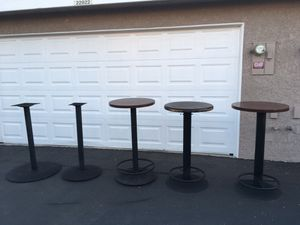 ••BAR/RESTAURANT TABLES•• for Sale in Lake Forest, CA