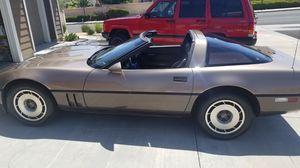 1985 Chevy corvette for Sale in Menifee, CA
