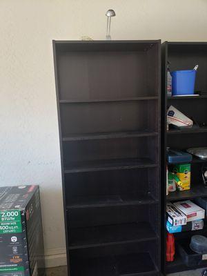 2 bookshelves for Sale in Surprise, AZ