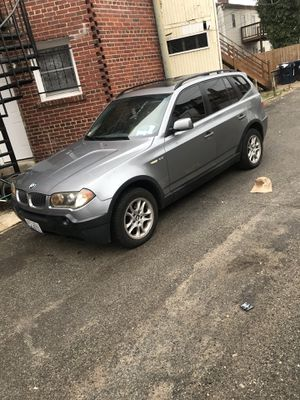 2004 bmw x3 for Sale in Washington, DC