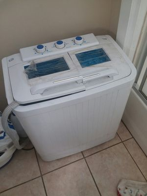 Portable washer and dryer& vacuum for Sale in New Haven, CT