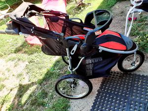 Stoller and car Seat baby for Sale in Aurora, IL