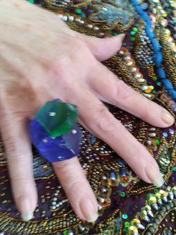 "New Custom Adjustable "" ROCKstar "" Ring for Sale in Pensacola,  FL"