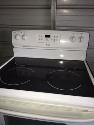 Electric Kenmore stove and Frigidaire dishwasher for Sale in Joshua, TX