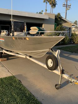 16ft Center Console Boat for Sale in Huntington Beach,  CA