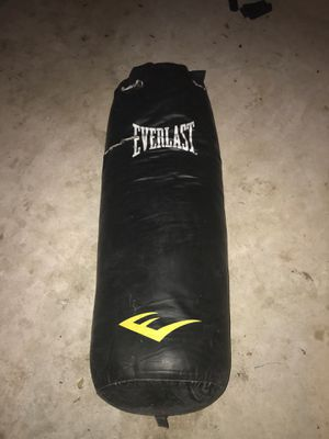 Punching bag for Sale in Buda, TX