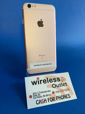 • iPhone 6s 32GB For Metro PCS • Financing Available • for Sale in Las Vegas, NV