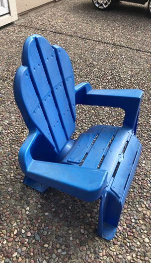 Free kids outside chair for Sale in San Ramon, CA
