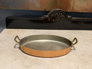 Hoan copper pan made in France for Sale in Tyrone, GA