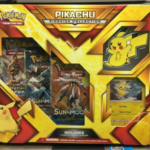 pokemon pikachu sidekick collection for Sale in Baldwin Park, CA