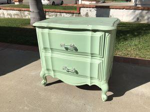 Antique dresser/end table $20 obo for Sale in Escondido, CA