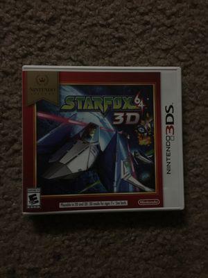 Nintendo 3DS StarFox 64 for Sale in Laredo, TX