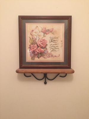 Picture and shelf for Sale in Lawrenceville, GA