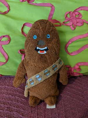 Chewbacca Stuffed Plush Toy Rare Limited Edition Collectable for Sale in Manassas, VA