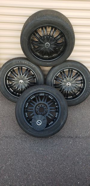 Tires & rims for Sale in Phoenix, AZ