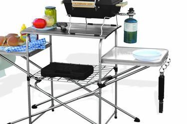 Portable multipurpose barbecue Bbq table for Sale in Tucson,  AZ