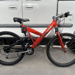 Cannondale Super V 700 Bike Bicycle for Sale in Huntington Beach, CA