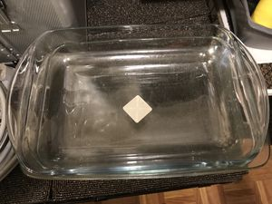 3 Glass. Oven pans for Sale in Columbus, OH