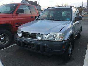 1997 Honda CRV 4x4 4 cylinder for Sale in Laurel, MD