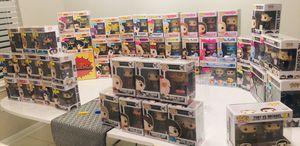 Funko Pops! Anime, Dragon Ball, Pokemon, The Office, GOT (B4G1 Free!) for Sale in Austin, TX