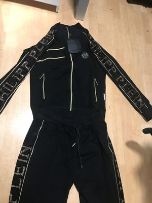 Brand new Philipp Plein tracksuit (Floyd Mayweather) for Sale in Alexandria, VA