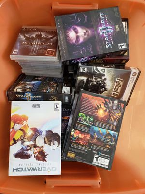 Lots of videogames PC/PS3/PS4 for Sale in Lake Forest, CA