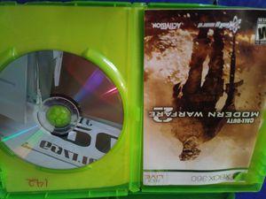 Xbox 360 game Modern Warfare 2 for Sale in Tampa, FL