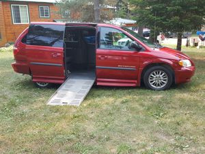 2003 Dodge side entry/lowered floor conversion for Sale in Afton, MI