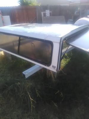 Camper Shell for Sale in Sacramento, CA