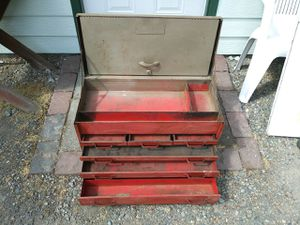 Old Snap-on tool box for Sale in Spanaway, WA