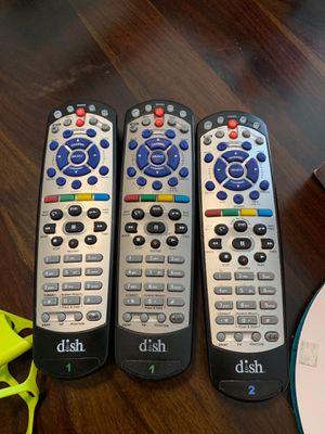 Dish Network Controls for Sale in San Antonio, TX