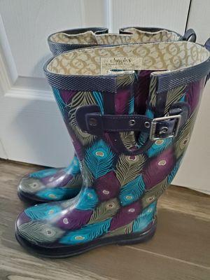 Rain boots for Sale in Arcadia, CA