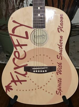 Acoustic Guitar- Special Edition Firefly Guitar for Sale in Pittsburgh, PA