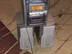 "Panasonic ""Stereo System"" for Sale in Silver Spring, MD"
